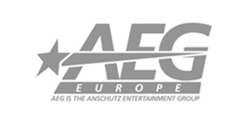 Logo for AEG Europe, The O2